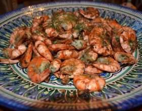 Як приготувати смажені креветки? Класичні і оригінальні рецепти фото