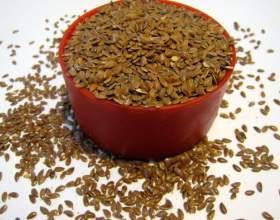 Як приймати насіння льону для очищення кишечника фото