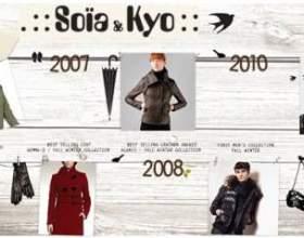Як розвивалася компанія soia & kyo? Історія знаменитого бренду фото