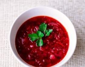 Як зробити борщ червоним? Рецепти класичного борщу і борщу в мультиварці фото