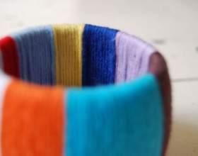Як зробити браслет з ниток? Способи виготовлення і значення фенечек і браслетів фото