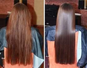 Як зробити вдома ламінування волосся желатином? фото