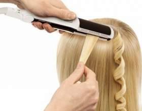 Як зробити красиві локони праскою в домашніх умовах на короткі, середні і довгі волосся? фото