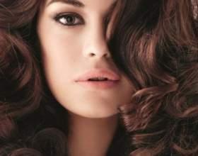 Як зробити об`ємні локони на довге волосся фото