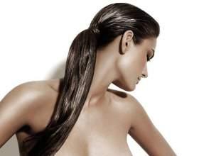 Як зробити шампунь для жирного волосся? фото