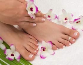Як доглядати за ногами в домашніх умовах фото
