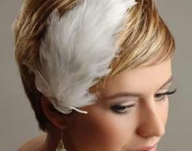 Як укладати коротке волосся? Повсякденна і вечірня зачіска на коротке волосся фото