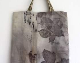 Як прикрасити сумку своїми руками? фото