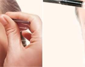 Як в домашніх умовах пофарбувати брови? Поради стилістів фото