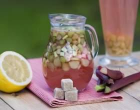 Як варити компот з ревеню? 5 кращих рецептів фото