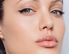 Як візуально збільшити губи. Обсяг губ фото