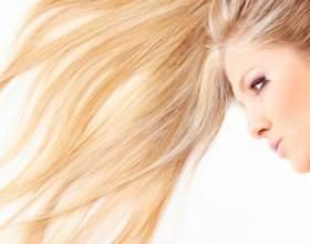Як відновити і зробити красивими волосся, ослаблені після освітлення фото