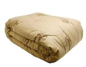 Як вибрати якісне ковдру з верблюжої вовни фото