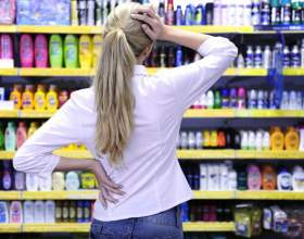 Як вибрати шампунь і кондиціонер за типом волосся фото