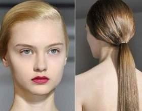 Які зачіски будуть модними цієї осені? фото