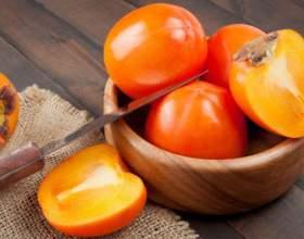 Які вітаміни є в хурмі? фото