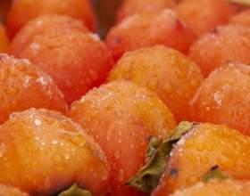 Які вітаміни в хурмі? Чим корисна і шкідлива хурма? фото
