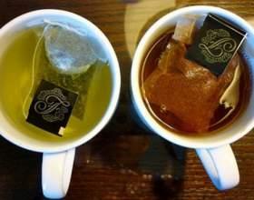 Який чай знижує артеріальний тиск? Чорний і зелений чай підвищують або знижують пекло? фото