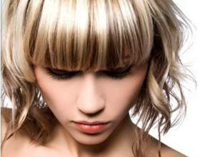 Каліфорнійське мелірування на коротке волосся фото фото
