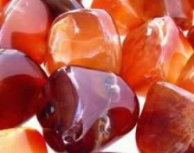Камінь сердолік: основи літотерапії і властивості мінералу фото