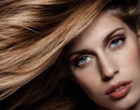 Кератиновое відновлення волосся фото