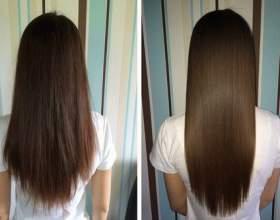 Кератірованіе волосся вдома фото