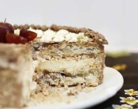 Київський торт в домашніх умовах фото