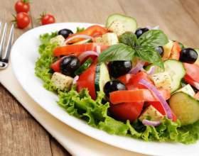 Класичний рецепт як приготувати грецький салат фото