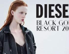 Колекція одягу diesel black gold resort 2016 фото
