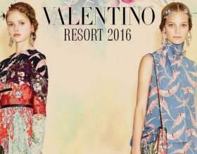 Колекція одягу valentino resort 2016 фото