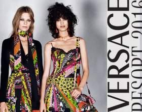 Колекція одягу versace resort 2016 фото