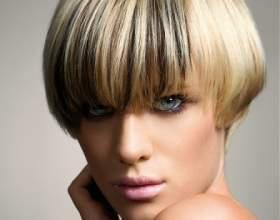 Колорування на світле волосся фото
