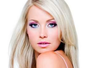 Гарний макіяж для блакитних очей фото