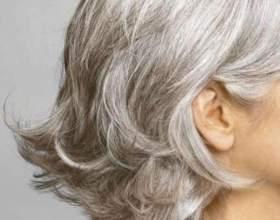 Фарба для сивого волосся. Яка фарба краще зафарбовує сивину? фото