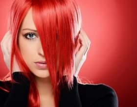 Червоне волосся фото