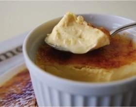 Крем-брюле: рецепти з фото. Як приготувати десерт крем-брюле? фото