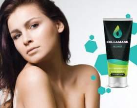 Крем-маска для обличчя collamask подарує шкірі молодість і здоров`я фото