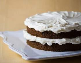 Крем сирковий для бісквітного торта: рецепти приготування з желатином, сметаною, фруктами і желе фото