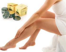 Крем-віск здоровий допоможе ногам з варикозом без докторів фото