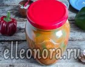 Лечо з помідорами і болгарським перцем на зиму фото