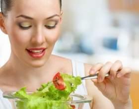 Легка дієта для схуднення: меню фото