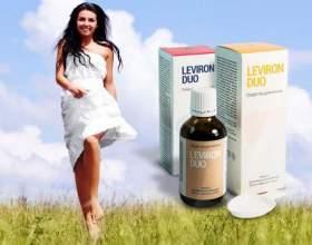 Leviron duo - гарант здоров`я печінки фото