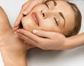 Лімфодренажний масаж обличчя фото