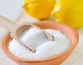 Лимонна кислота: шкода і користь. Як робити шугарінг з лимонною кислотою? фото