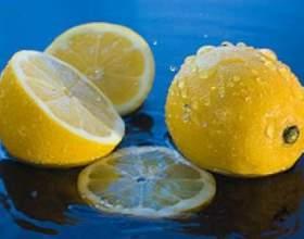 Лимонний сік для шкіри фото