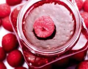 Малинове варення - рецепти і способи приготування фото
