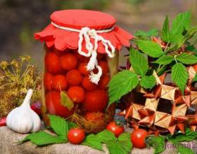 Мариновані помідори черрі на зиму фото