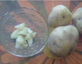 """Маска для обличчя з картоплі С""""РѕС'Рѕ"""