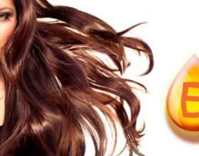 Маска для волосся з вітаміном е: даруємо локонам молодість фото