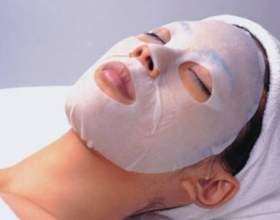 Маска-плівка як ефективний засіб догляду за шкірою обличчя фото